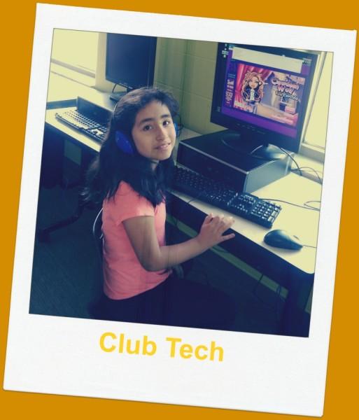 club tech girl-bc