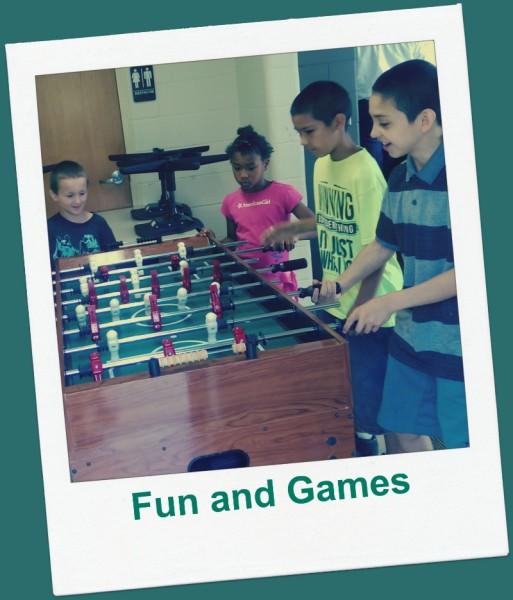 fun and games photo